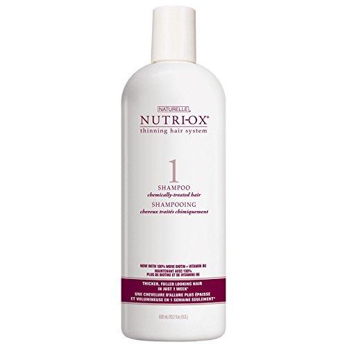 Zotos Nutri-Ox Chemically-Treated Hair Shampoo, 20.2 Ounce