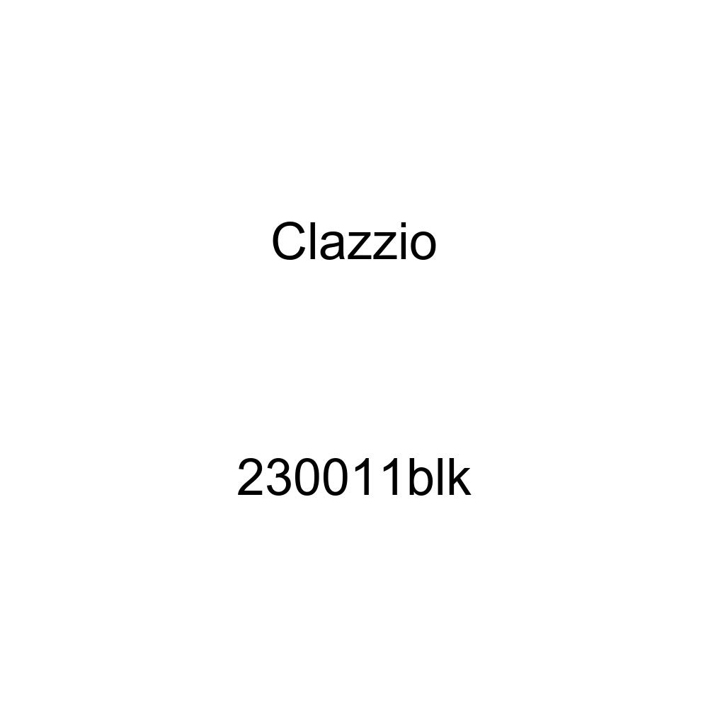 Clazzio 230011blk Black Leather Front Row Seat Cover for Toyota Prius