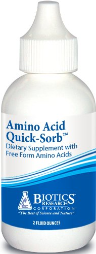 Research Amino Acid (Biotics Research, Amino Acid Quick Sorb (2 oz.))