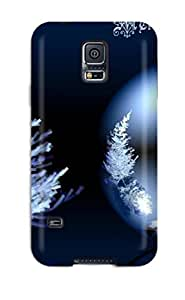 [HDrSYyV6621fuskj]premium Phone Case For Galaxy S5/ Babies Christmas 3d Tpu Case Cover by Maris's Diary