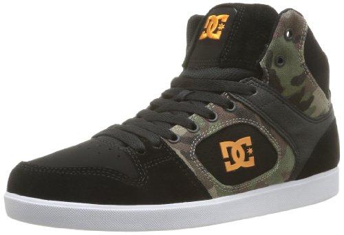 DC Union Hi - 0 Hombre Verde (Grün (CAMO BLACK))