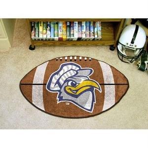 University Tennessee Chattanooga Football Rug