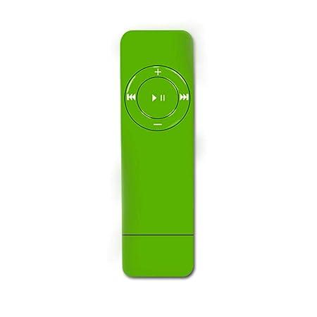 iBàste Mini Deportes Reproductor de MP3 Puertos USB ...