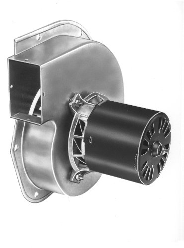 Fasco A185 3.3'' Frame Shaded Pole OEM Replacement Specific Purpose Blower with Sleeve Bearing, 1/30HP, 3,000 rpm, 115V, 60 Hz, 1.15 amps by Fasco