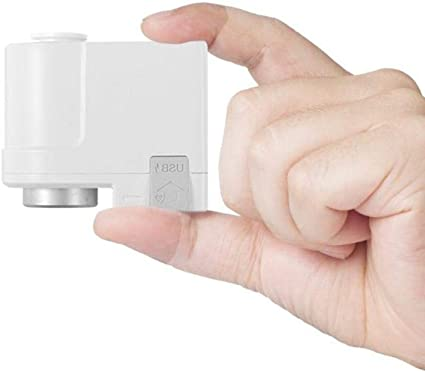 kioski Dispositivo de Ahorro de Agua Sensor autom/ático de inducci/ón de Infrarrojos Grifo Dispositivo de Ahorro de Agua Grifo del Fregadero Protecci/ón contra desbordamiento