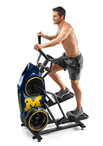Bowflex Max Trainer M5 University of Michigan by Bowflex