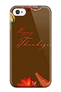 morgan oathout's Shop 7266078K95738960 Tpu Shockproof/dirt-proof Thanksgivings Cover Case For Iphone(4/4s)