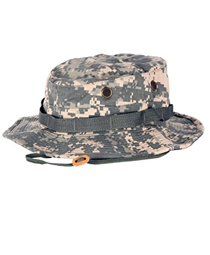 PROPPER F550221 Adult's Boonie 50N/50C Ripstop Army Army Universal Digita 7.75 - Boonie Hat Woven Hat