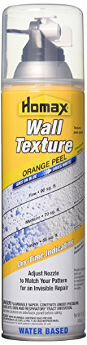 Homax 4096 Color-Changing Drywall Spray Texture, Water-Base, 16-Ounce