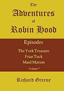 The Adventures of Robin Hood - Volume 14