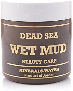 250g Dead Sea húmedo barro de Jordania Natural Mineral arcilla ...
