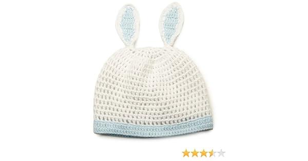 b5b95a1d0 Mud Pie Baby-boys Newborn Knit Bunny Hat