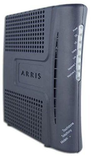 Arris TM602G Telephony