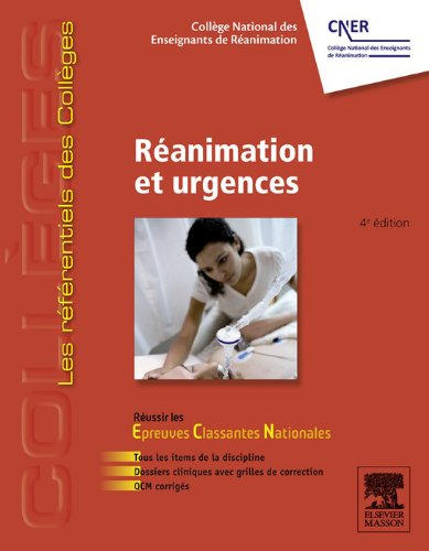 Réanimation et urgences (French Edition)