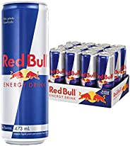 Energético Red Bull Energy Drink Pack com 12 Latas de 473ml