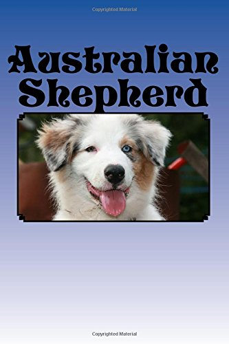 Download Australian Shepherd: 150 lined pages pdf