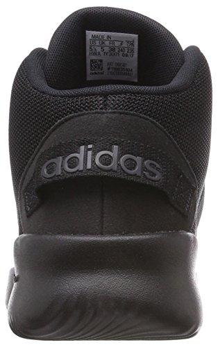 Mid Refresh Zapatillas Negbas Negbas 000 adidas Niños Negbas Negro Cloudfoam Unisex Altas 7Aw5xqO