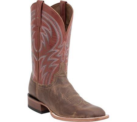 LuccheseAlan Mc2660-ee - Stivali western Uomo Marrone