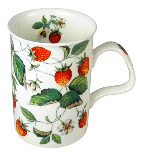 (Roy Kirkham Alpine Strawberry Lancaster mug)