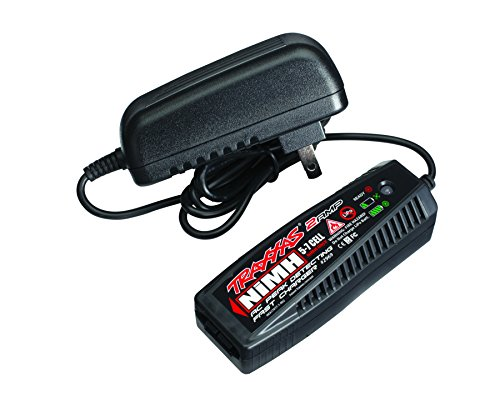 Traxxas 2-Amp AC Peak-Detecting 5-7 Cell NiMH Battery Fast Charger Vehicle (Traxxas Summit Battery Lipo)