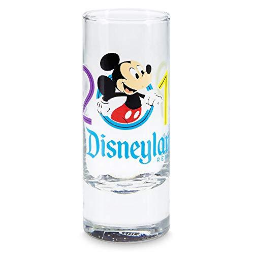 Disneyland Resort 2019 Mickey Mouse Shooter Shot Glass