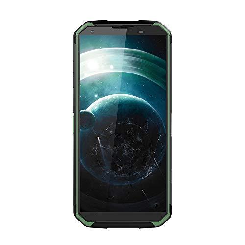 Matoen BLACKVIEW BV9500 Three Anti-Smart Phone 4GB 64GB Octa Core 5.7-inch Screen 16mp DualSim Android 8.1 Smartphone (Green) by Matoen (Image #1)