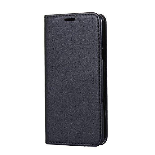 Wkae Schaf Textur Casual Style mit magnetischen Adsorption Horizontale Flip Leder Tasche mit Halter & Card Slots, kleine Menge Empfohlen vor iPhone X Starten für iPhone X ( Size : Ip8g7758b )