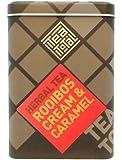 Tea total (ティートータル) / ルイボス クリーム&キャラメル 100g入り缶タイプ ニュージーランド産 (ルイボスティー / ハーブティー / フレーバーティー / カフェイン) 【並行輸入品】