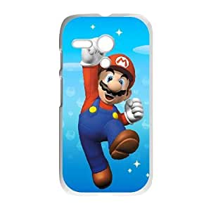 Motorola G White Super Mario Bros phone cases protectivefashion cell phone cases HYQT5749980