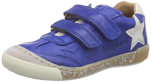 BisgaardVelcro Shoes - Zapatillas Unisex Niños Azul - Blau (26 Cobalt)