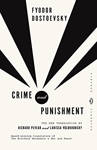 book cover of Crime and Punishment