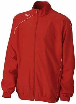 PUMA Herren Trainingsanzug Foundation Woven Suit, puma red