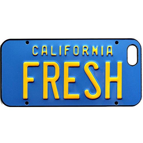 iPhone 5/5S bel-Air Nummernschild Prinzen von frischen retro Tasche cool