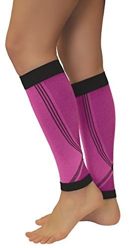 Tonus Activ Elastic medical compression leg sleeves, unisex - 18-21 mmHg - Sock Length 62.2