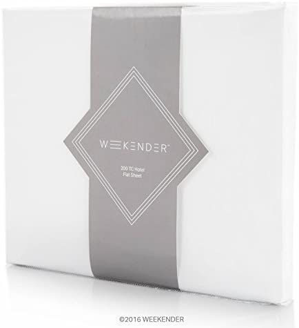 WEEKENDER Thread Count Hotel Sheet product image