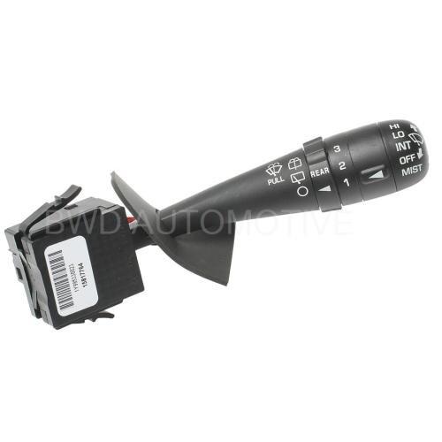 Bwd Windshield Wiper Switch - Bwd Automotive S3695 Wiper Switch