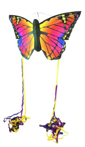 "HQ Butterfly kite 51"" Ruby"