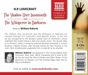 The Shadow Over Innsmouth and The Whisperer in Darkness