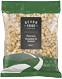 Genoa Foods, Peanuts Roasted and Salted, 600 Grams