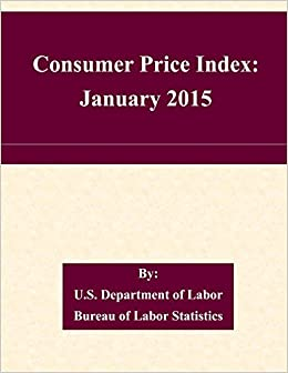 Consumer Price Index: January 2015