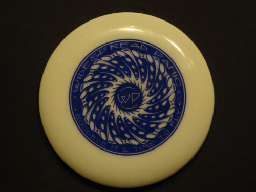 Widespread Panic 175gm Ultimate Glow Frisbee by Funn & Frolic - USA