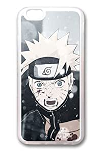 iPhone 6/6S Case,TPU,Clear,Soft Case For iPhone 6/6S(Case can be customized)Rubber TPU Gel Silicone Soft Case,Latest style Case[4.7 Inch]Ultra-thin Case Easy To Operate-Naruto Anime 58