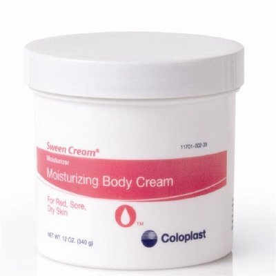 Sween Cream Jar - Coloplast 70691400 Moisturizer Sween 12 Oz. Jar 7069 Box Of 1