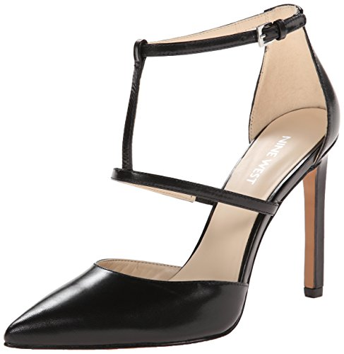 Nine West Nwtornaydo - Zapatos de vestir para mujer, color negro, talla 40 EUR (90 USA)