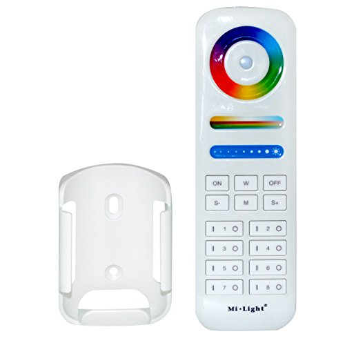 S NMT Mi-Light Led Remote Controller 2 4GHZ Wireless 8 Zone for 5IN1  Controller/New Version RGBCCT Led Bulb Downlight