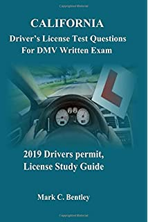 Amazon com : 2019 California DMV Driver Handbook Plus All