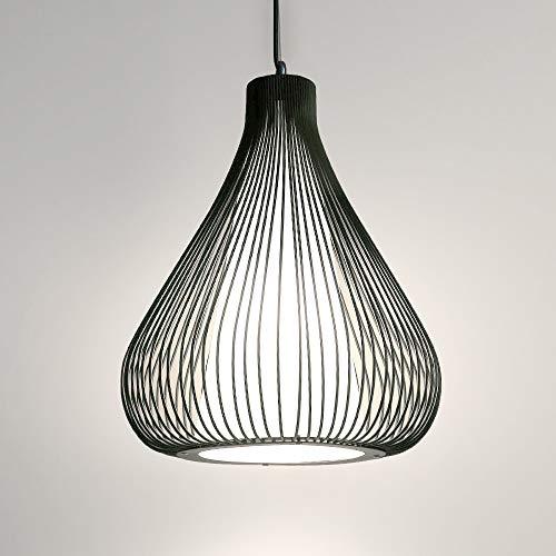 wire basket light - 1