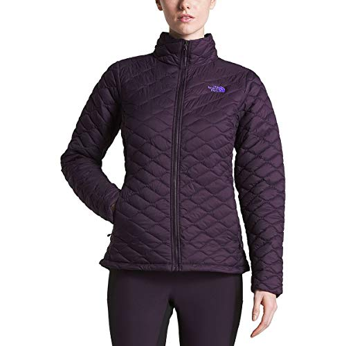 THE NORTH FACE Women's Thermoball Jacket Galaxy Purple Matte