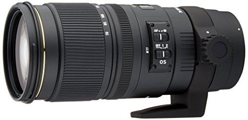 Sigma 70-200mm f/2.8 APO EX DG HSM OS FLD Telephoto Zoom Lens for Nikon (589306) (Renewed)