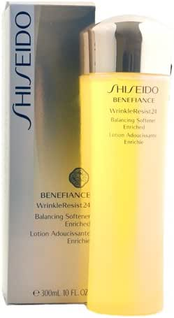 Shiseido Benefiance WrinkleResist24 Balancing Softner Enriched-300 ml/10 oz (BOXED)